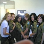 Israeli soldier girls 146
