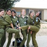Israeli soldier girls 148