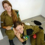 Israeli soldier girls 150