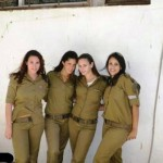 Israeli soldier girls 151