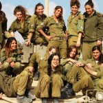 Israeli soldier girls 169