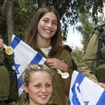 Israeli soldier girls 170