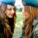 Israeli soldier girls 173