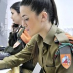 Israeli soldier girls 174