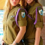 Israeli soldier girls 186