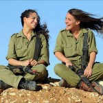 Israeli soldier girls 193