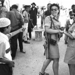 Israeli soldier girls 1967
