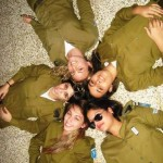 Israeli soldier girls 206