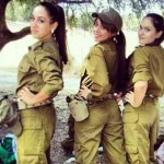 Israeli soldier girls 207