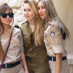 Israeli soldier girls 212