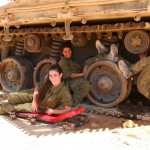Israeli soldier girls 214