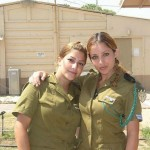 Israeli soldier girls 216