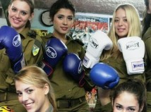 Israeli soldier girls 172 c