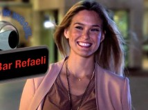 Bar Refaeli created in Israel