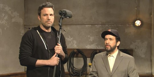 Ben Affleck on SNL