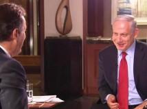 Benjamin Netanyahu on Piers Morgan