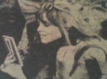 Israeli soldier girl Yom Kippur War c