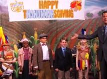 Hanukkah Thanksgiving Jimmy Kimmel