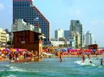 Tel Aviv beach 3c