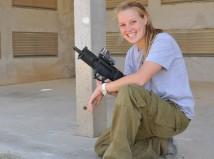 Israeli soldier girl 294c