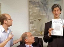 John Kerry parody