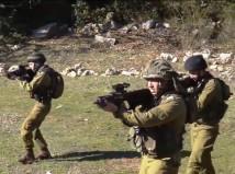 Bedouin Israeli Soldiers