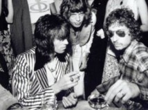 The Rolling Stones & Bob Dylan c