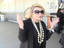 Joan Rivers defending Israel
