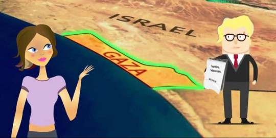 Israel does not occupy Gaza