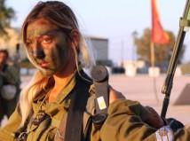 Israeli soldier girl 328c