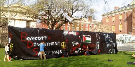 Anti-Israel colleges