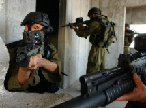 Israeli soldier 43c