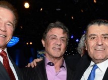 Schwarzenegger, Stallone, Saban