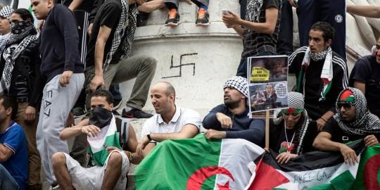 Muslim anti-Semitism in Europe
