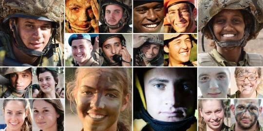 Israel defense forces diversity c