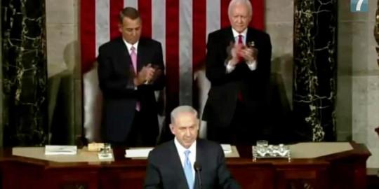 Netanyahu speech congress 2015