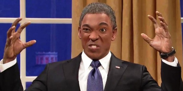 Obama skit SNL