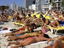 Tel Aviv beach 5