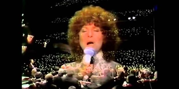 Streisand Israeli National Anthem