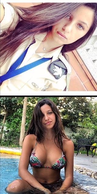 Israeli Soldier Girl Pic (108)