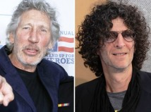 Howard Stern and Roger Waters