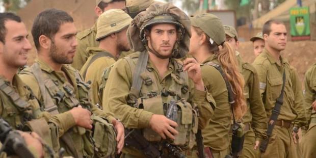 Israeli soldier 44 c