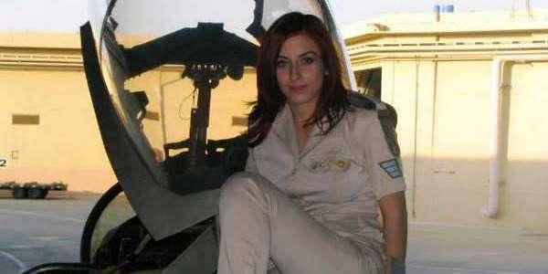 Israeli soldier girl 74