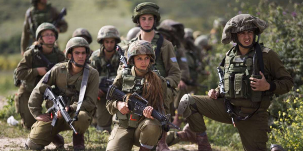 Israel's Mixed-Sex Army